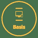 Basis website pakket icoon